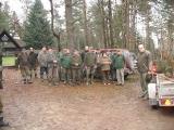 Sadzenie lasu 19.04.2008 r.