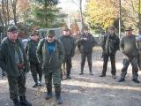 Szkolenie i polowanie 23.10.2010 r